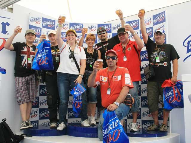 Action Team estuvo en el Gran Premio de Catalunya