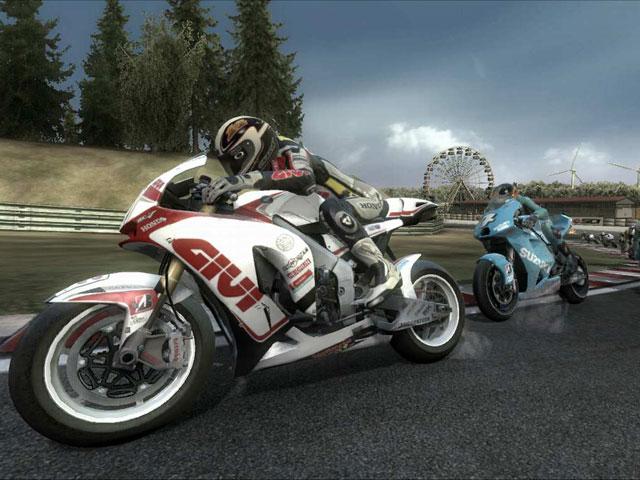 Corre en MotoGP desde el salón de tu casa