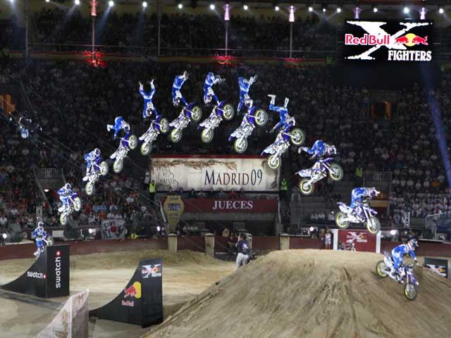 Con Action Team ahorra 5 euros en el Red Bull X Figthers