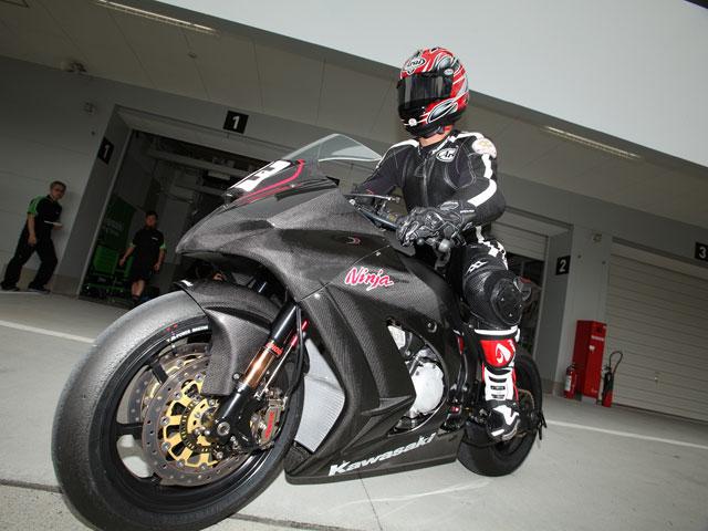 Kawasaki Ninja ZX-10R 2011