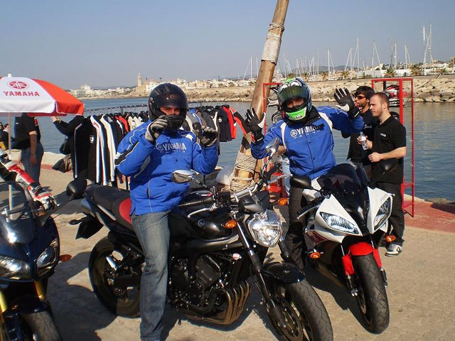 Yamaha Weekends 2010