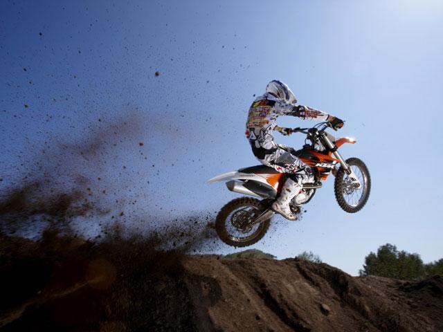KTM Enduro y Motocross 2011