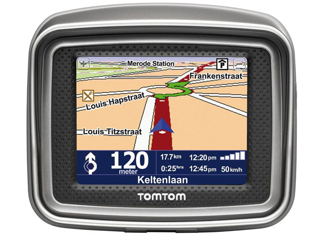 Navegadores GPS TomTom gratis