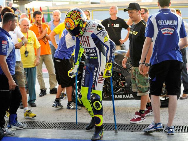 Valentino Rossi hablará de su futuro en Ducati tras el GP de Brno