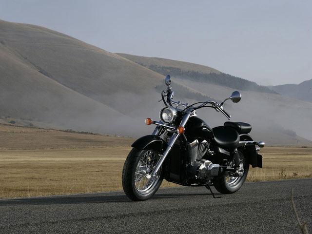 Honda Shadow 750 C-ABS, disponible