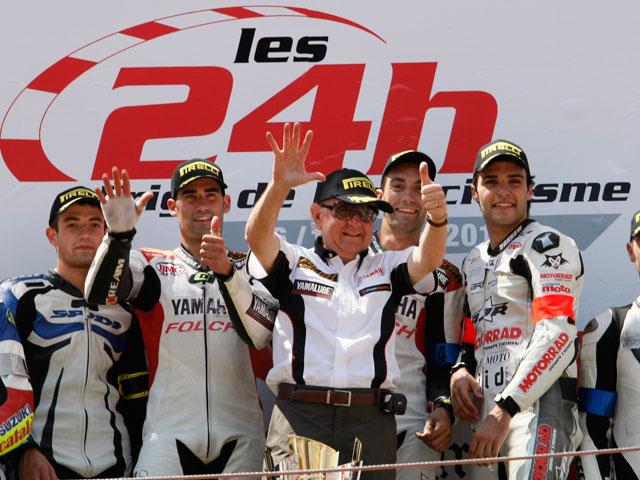 El equipo Folch Endurance consigue la victoria en las 24 Horas