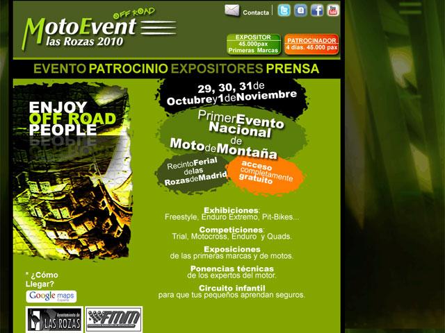 Moto Event, la Feria de la Moto de Montaña en Las Rozas