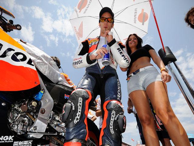 Andrea Dovizioso tiene una oferta de Yamaha