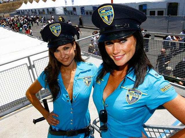 Fotos de las chicas del GP de Estados Unidos