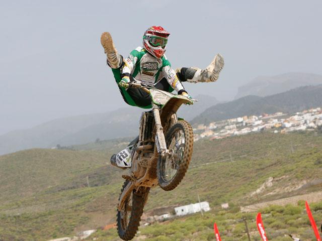 Suspendida la segunda prueba del Nacional de Supercross