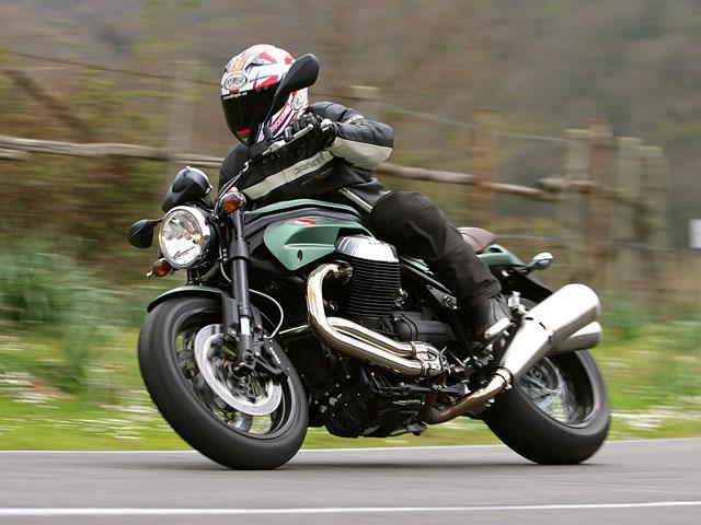Jornadas de prueba Moto Guzzi