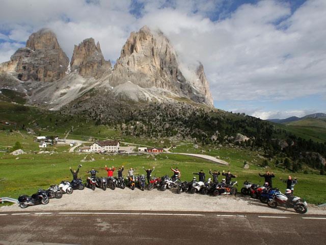 Comparativa de 21 motos: Alpen Master 2010