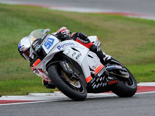 Victoria de Eugeny Laverty en Supersport