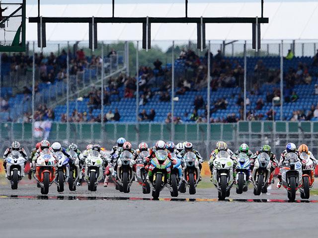 Galería de fotos del Mundial de SBK en Silverstone