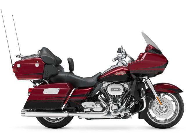 Gama CVO de Harley Davidson, modelos 2011
