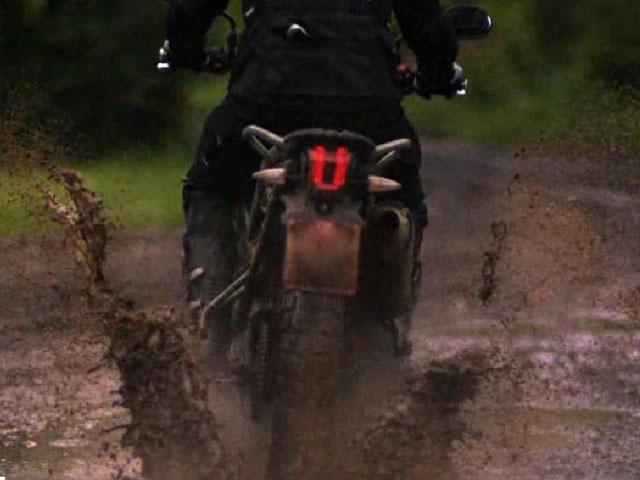 Nuevas imágenes de la Triumph Adventure 2011