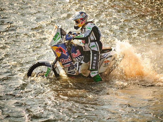 Marc Coma gana la 8ª etapa