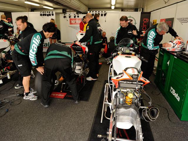 Aprilia y Norton podrían competir en MotoGP en el año 2012