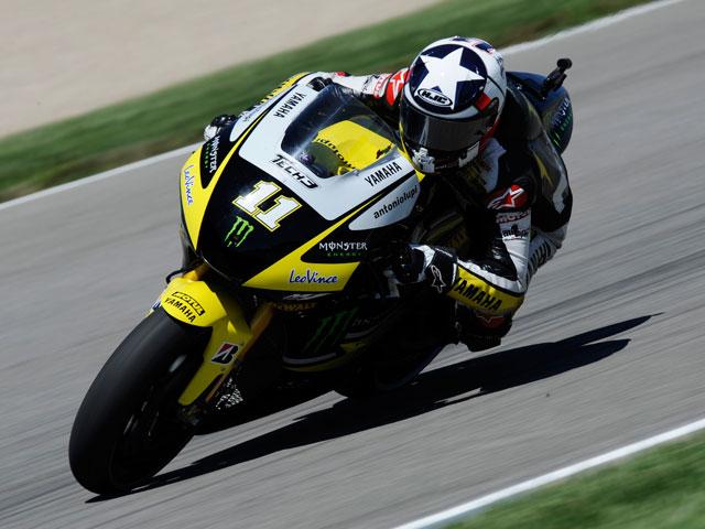 Spies, Simón y Márquez, los más rápidos en el GP de Indianapolis