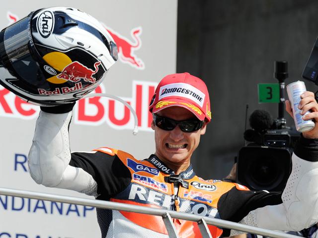 """Dani Pedrosa: """"Tengo mucha confianza de cara a las carreras que quedan"""""""