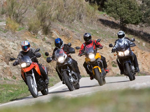 Caen las ventas de motos y ciclomotores en el mes de agosto