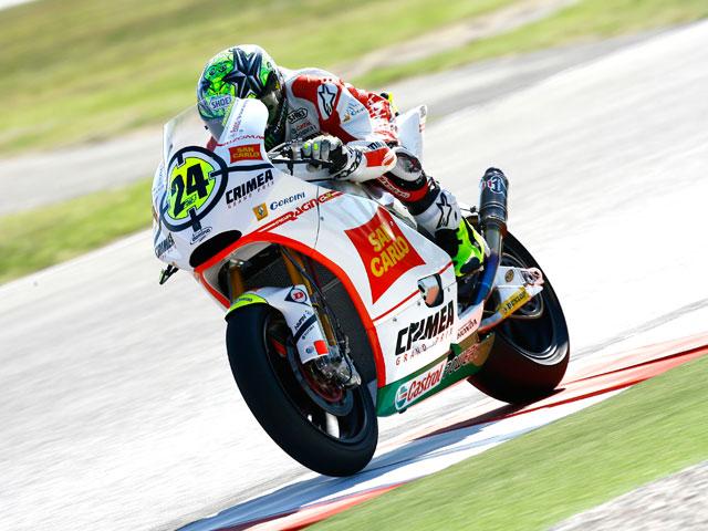 Toni Elías logra la victoria en el GP de San Marino