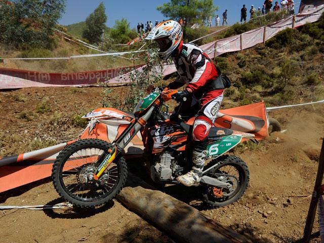 Lorenzo Santolino, nuevo Campeón del Mundo de Enduro Junior