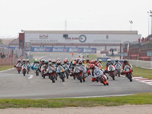 El CEV regresa a la acción en el circuito de Albacete