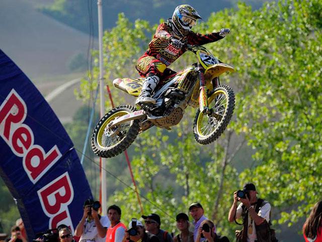Desalle y Roczen ganan la última prueba del Mundial de Motocross