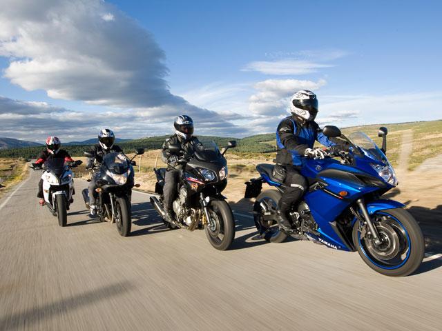 Novedades Harley, comparativa semicarenadas 600 y todo el deporte