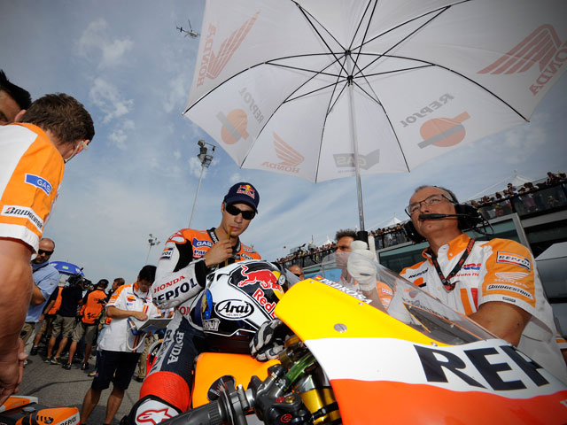 "Dani Pedrosa: ""Me encanta el circuito de Motorland"""