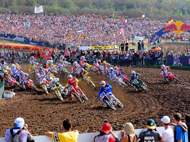 David Philippaerts y Christophe Pourcel no correrán el MXoN