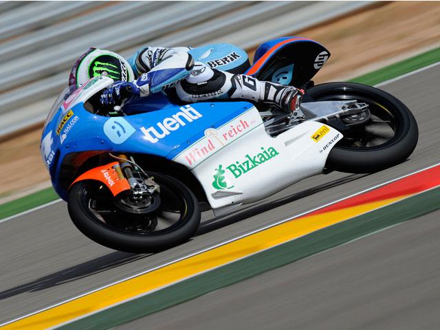 Pol Espargaró, emocionante victoria en el GP de Aragón
