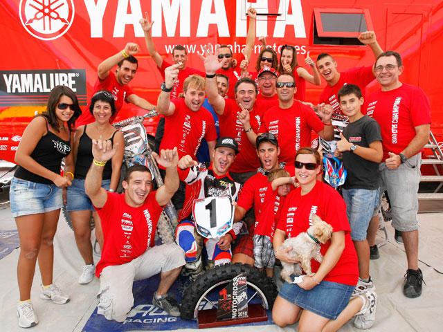 Álvaro Lozano, Campeón de España de Motocross