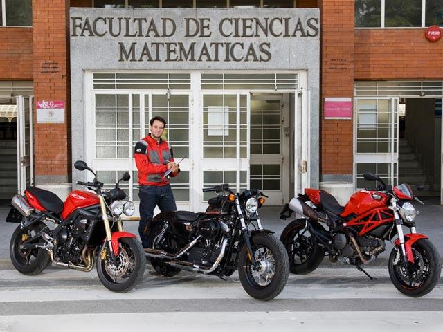Las motos del nuevo carné A2