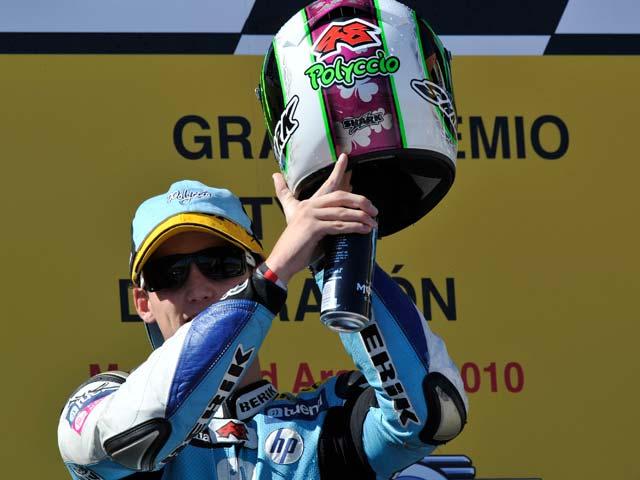 Gran Premio de Aragón, fotos de Moto2 y 125