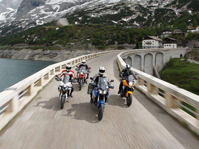 Qué moto comprar: Motos Trail