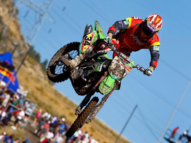 Vídeos del Motocross de las Naciones 2010 en Denver