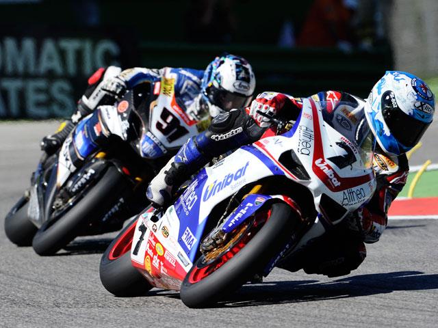 El Mundial de Superbike llega a Francia