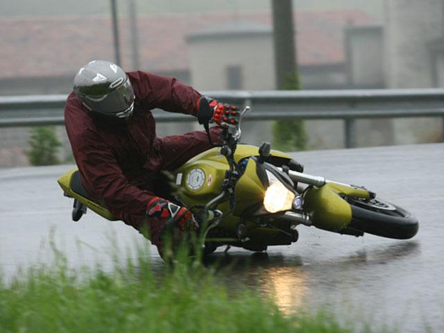 Compra una moto con ABS