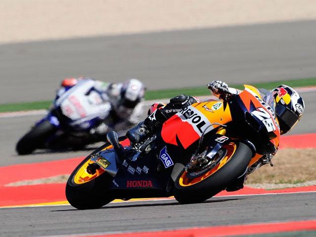 Calendario provisional Mundial de MotoGP 2011