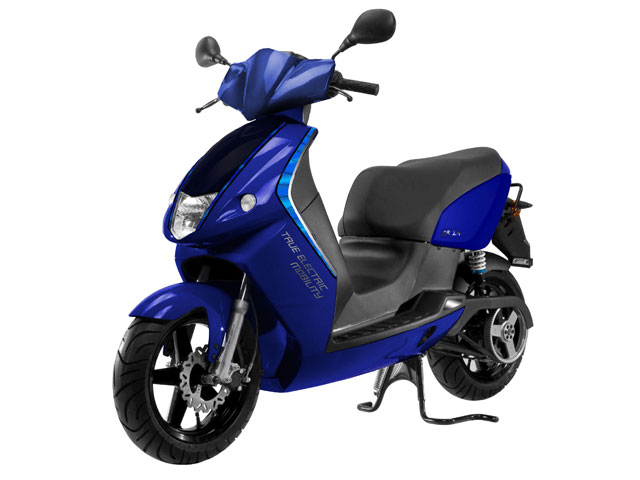 Govecs SR 3.4, nuevo scooter eléctrico