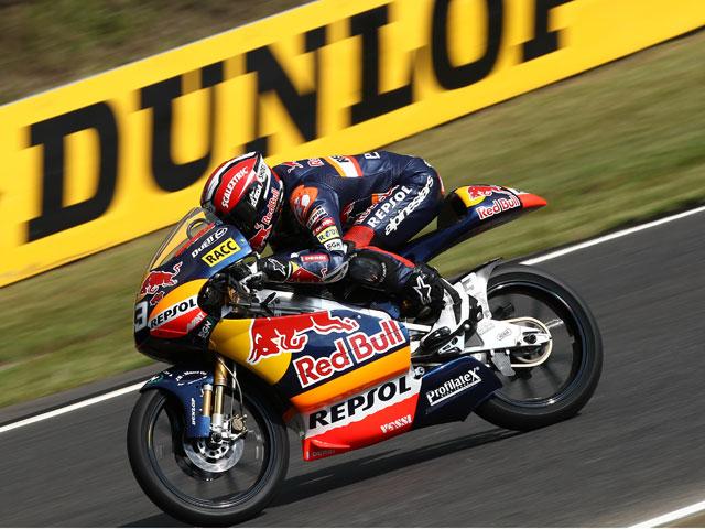 Márc Márquez, el más rápido en Motegi