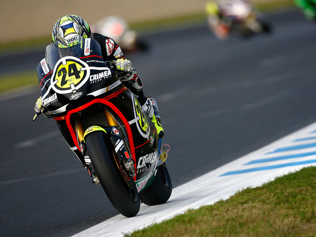 Toni Elías logra la victoria y se acerca más al título de Moto2