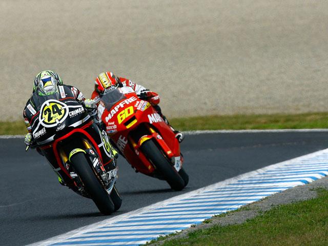 Fotos del GP de Japón: Moto2 y 125 cc
