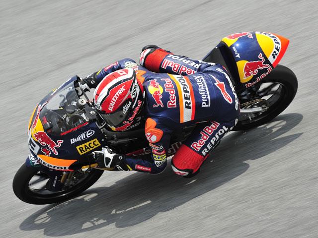 """Márquez consigue la """"pole position"""" en Sepang"""