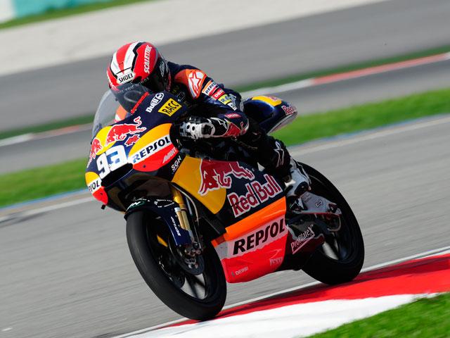 Marc Márquez suma su octava victoria de la temporada en Sepang