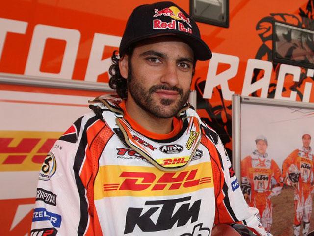 Iván Cervantes, Campeón de España de Enduro Scratch