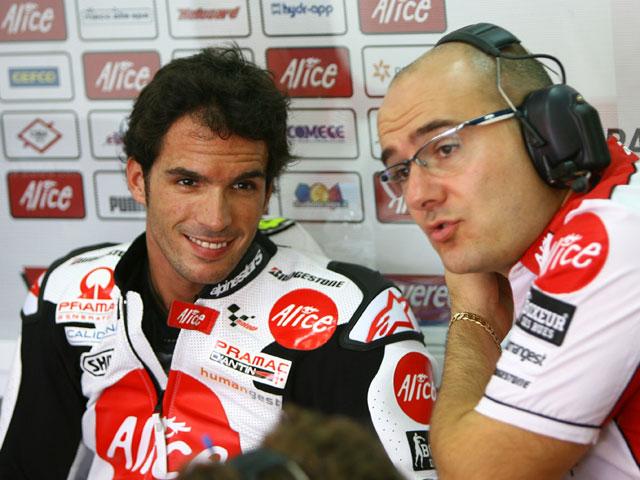 Toni Elías estará en MotoGP la próxima temporada