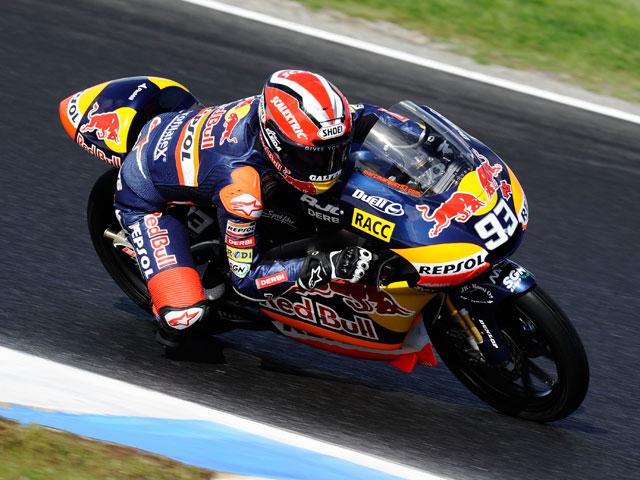 Marc Márquez, más cerca del título tras vencer en Australia